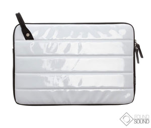 "Mono Loop 17"" Laptop Sleeve - White"