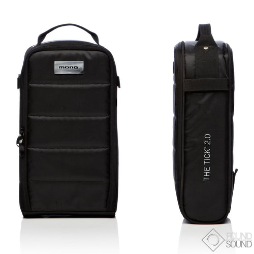 Mono The Tick 2.0 Accessories Case - Black
