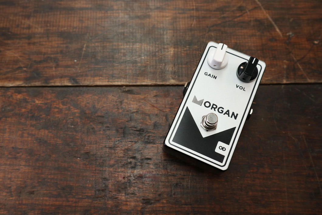Morgan Amplificaton Overdrive