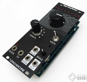 Music Thing Modular Turing Machine MkII Black