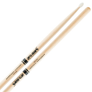 Promark 7A American Hickory Drumsticks (Nylon)