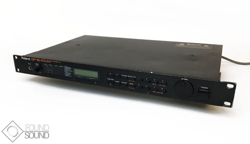 Roland GP-16 Digital Guitar Effects Processor