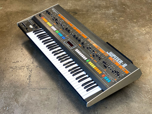 1982 Roland Jupiter 8 JP-8 Analogue Synthesizer 🇯🇵
