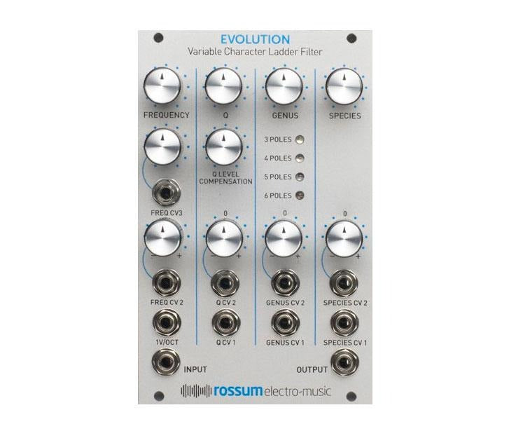 Rossum Electro-Music Evolution Variable Character Ladder Filter