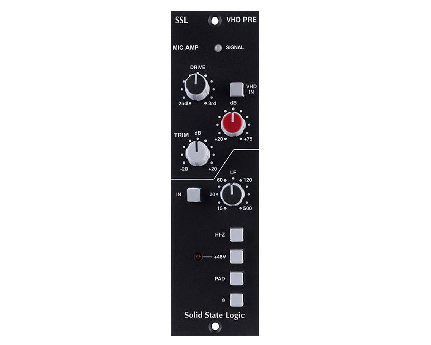 SSL VHD Microphone Preamp Module for 500 Series