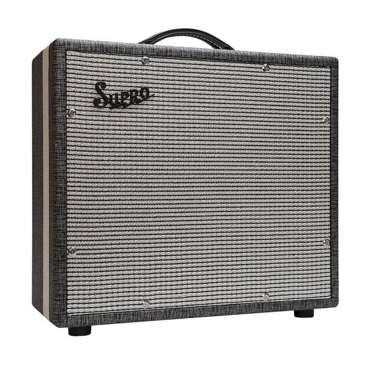 Supro 1790 Black Magick EXTENSION CAB 1x12