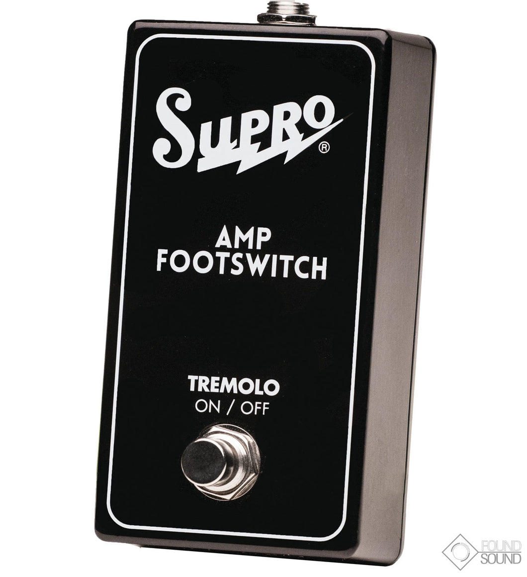Supro SF-1 Footswitch