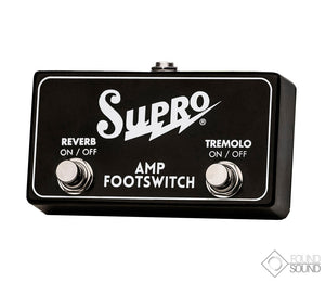 Supro SF-2 Footswitch