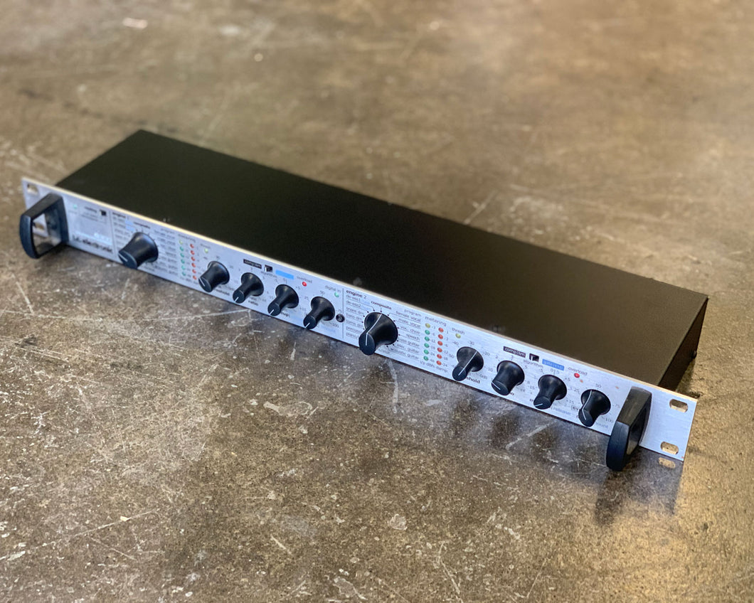 TC Electronic C300 Dual Stereo Gate & Compressor