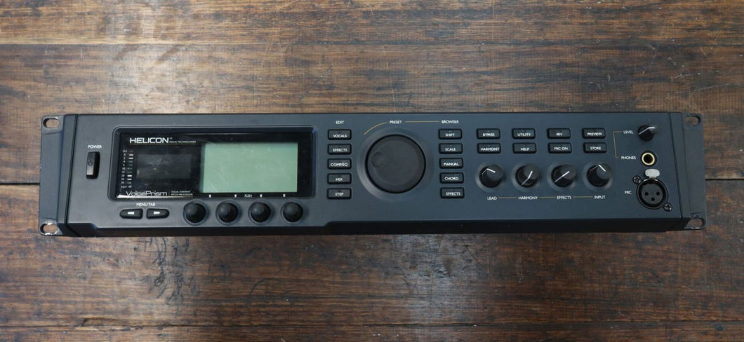TC Helicon VOICEPRISM