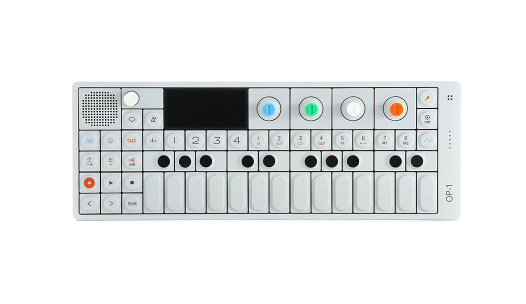 Teenage Engineering OP-1 operator-1