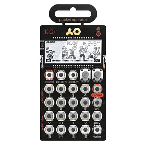 Teenage Engineering PO-33 K.O!