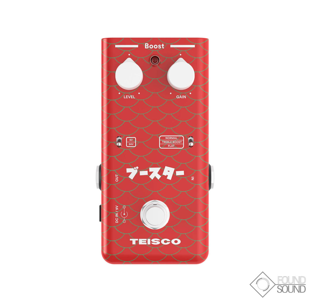 Teisco Boost