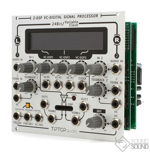 Tiptop Audio Z-DSP Voltage Controlled Digital Signal Processor