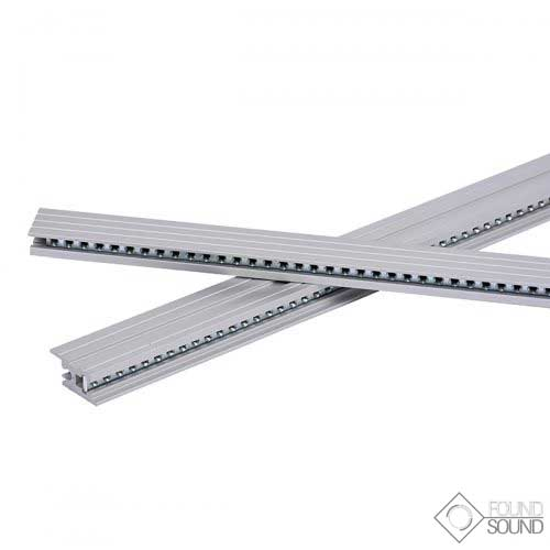 Tiptop Audio Z-Rails 84HP Silver