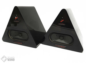 Triple P Designs Pyramid Passive Reference Monitors