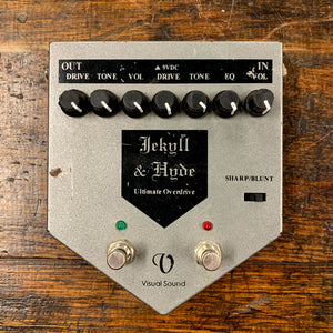 Visual Sound Jekyll & Hyde Ultimate Overdrive V1