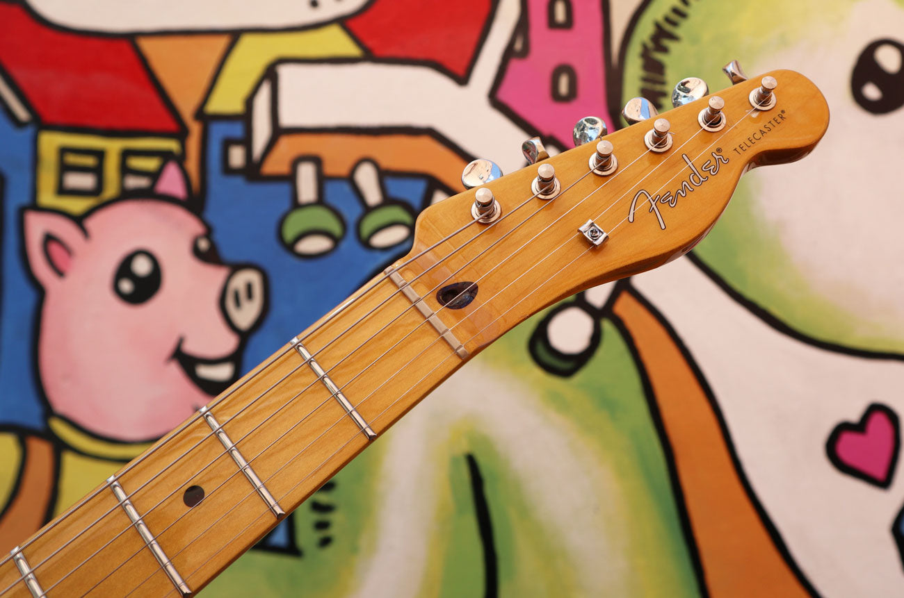 Found Sound - Fender/Warmoth La Cabronita