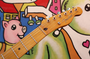 Fender/Warmoth La Cabronita