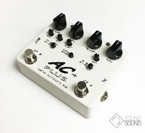 Xotic Effects AC Plus