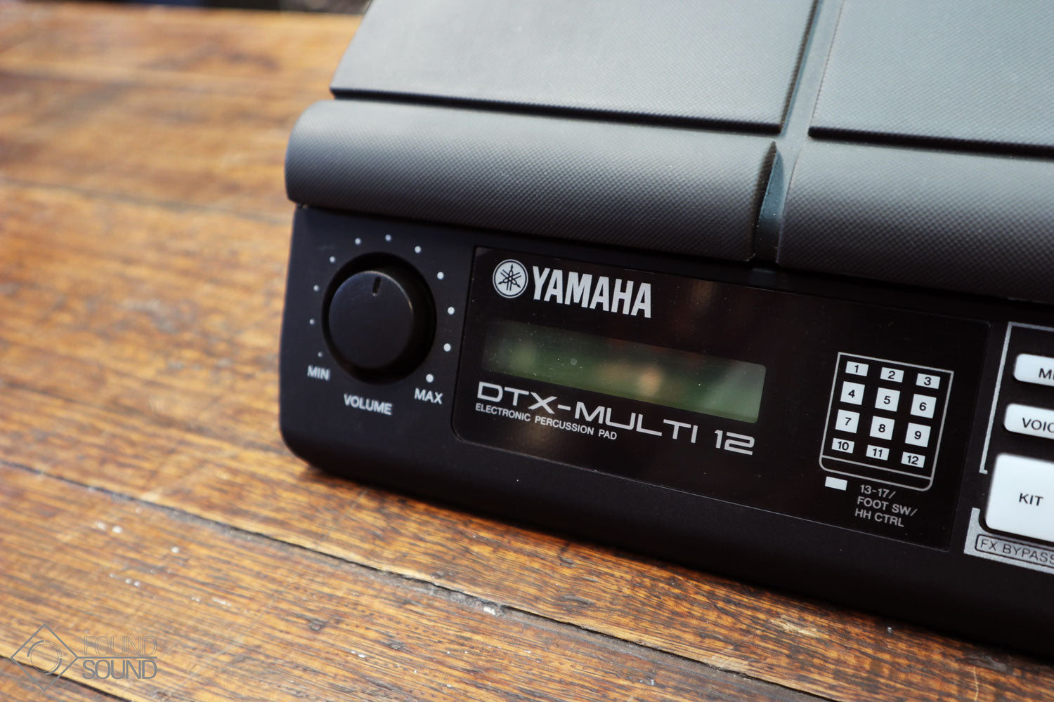 Found Sound Yamaha Dtx Multi 12