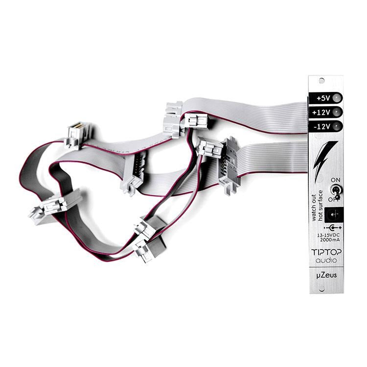 Tiptop Audio uZeus with FBB Silver