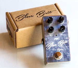 MP Audio Blue Brit