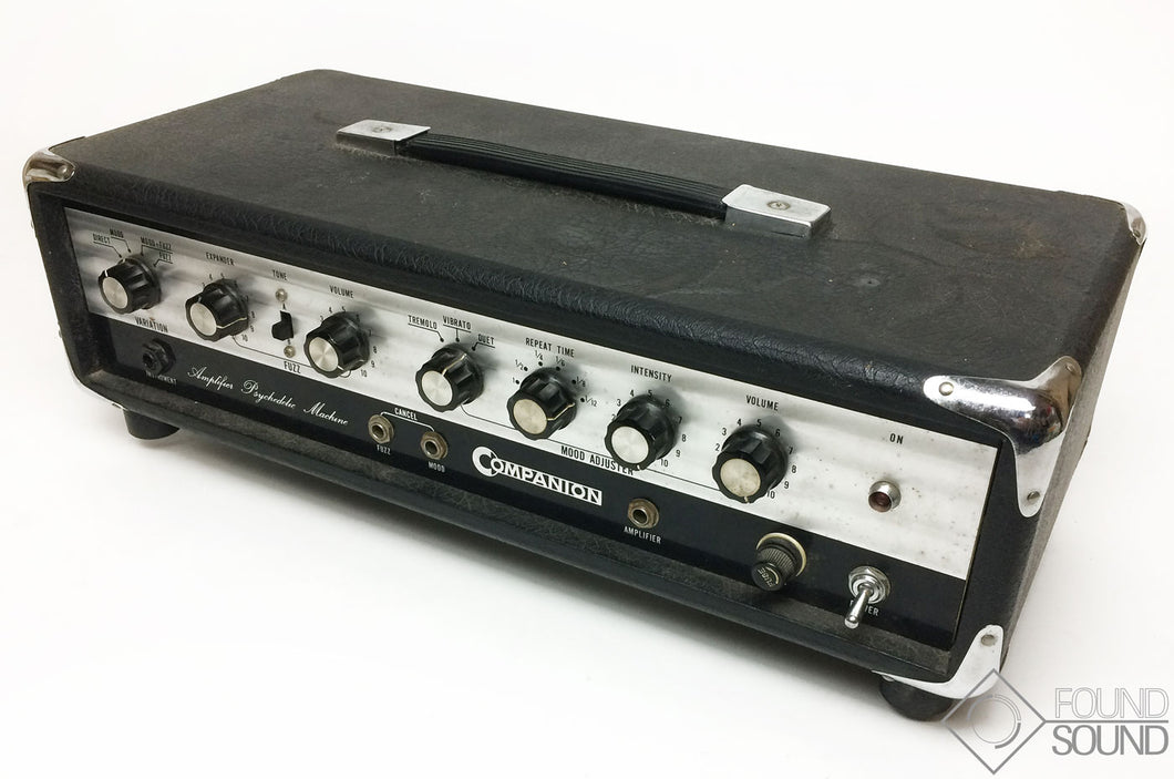 Shin-ei Companion PM-14 Amplifier Psychedelic Machine