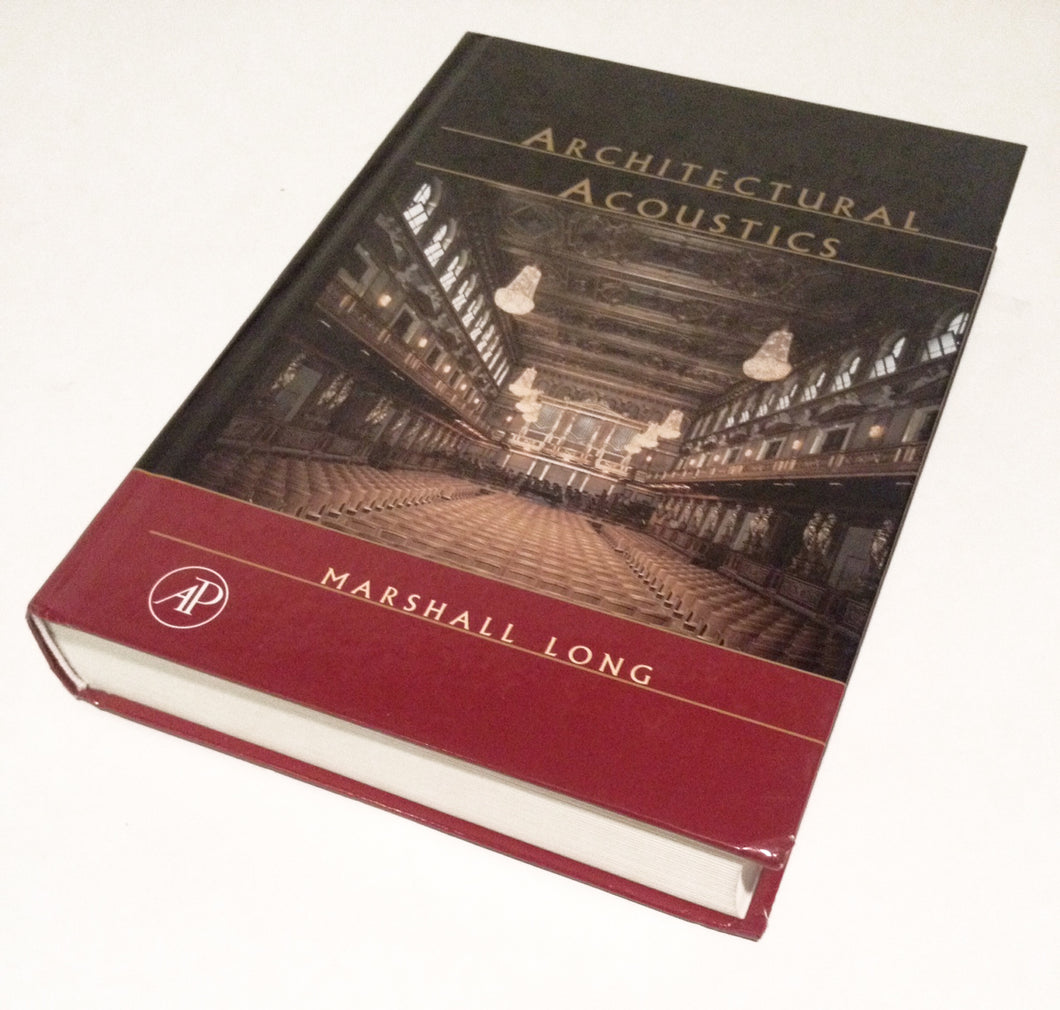 Architectural Acoustics Long, Marshall