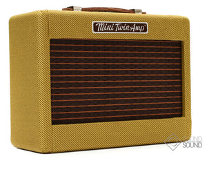 Fender Mini 57 Tweed Amp