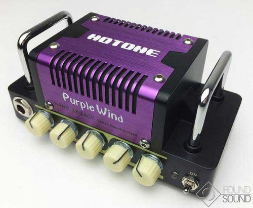 Hotone Purple Wind Amp Head