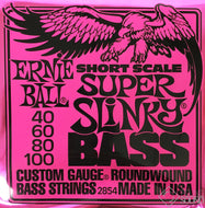 Ernie Ball Super Slinky Bass Short Scale