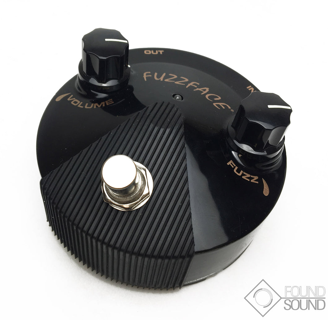 Jim Dunlop Joe Bonamassa Fuzzface Mini