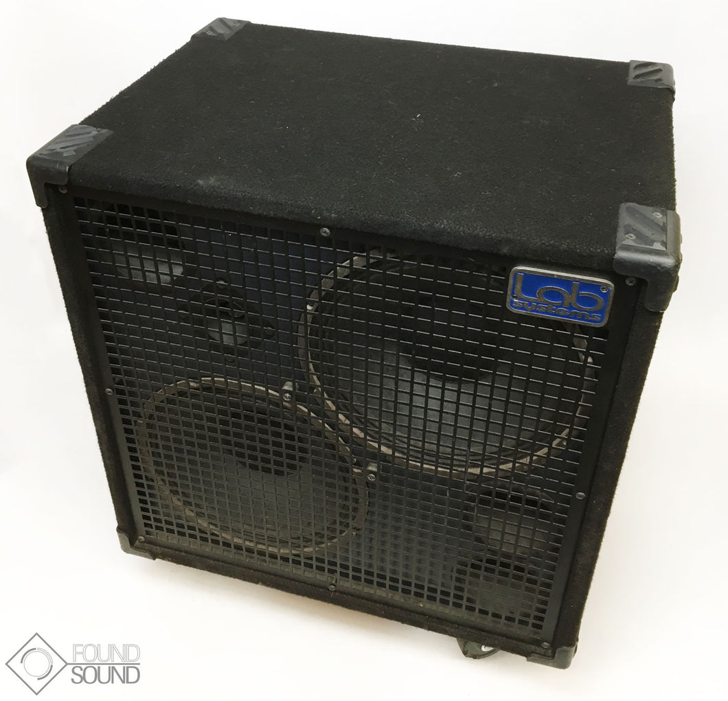 Lab Systems 210 HLC Bass Speaker System