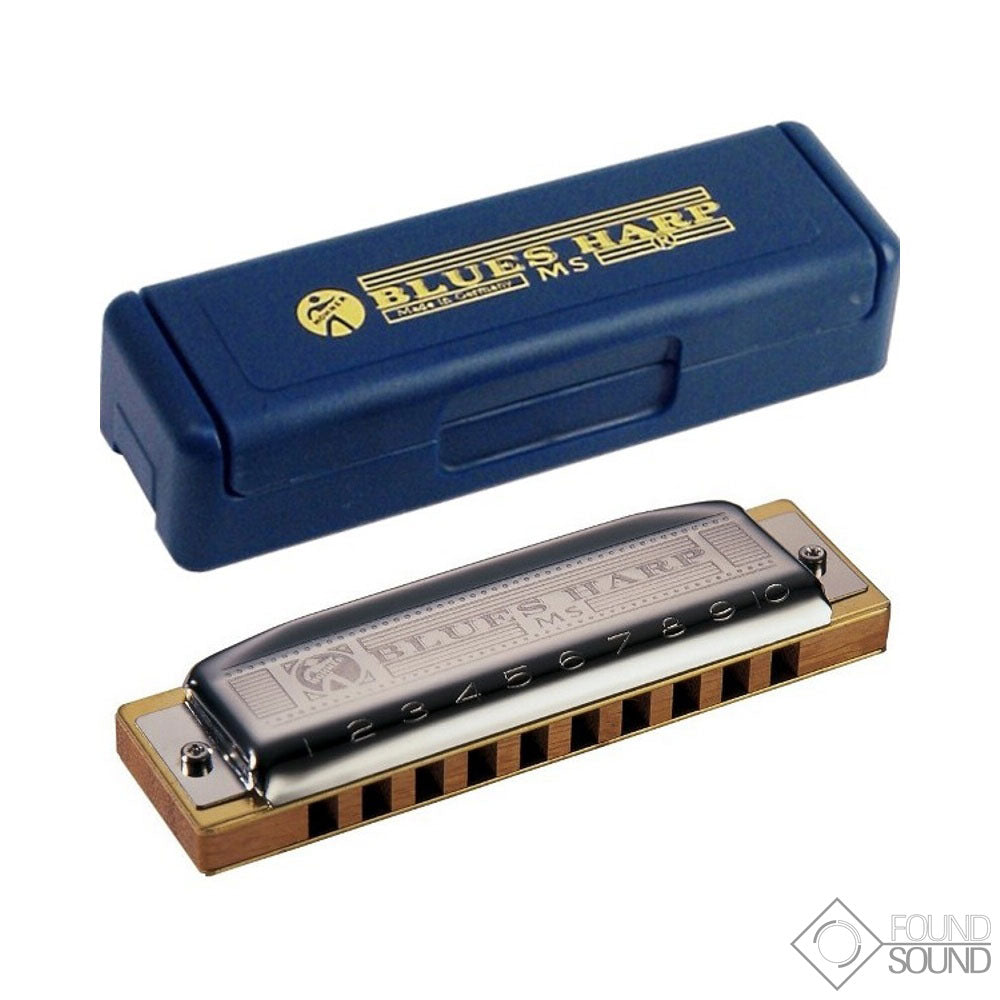 Hohner Blues Harp MS Series - A