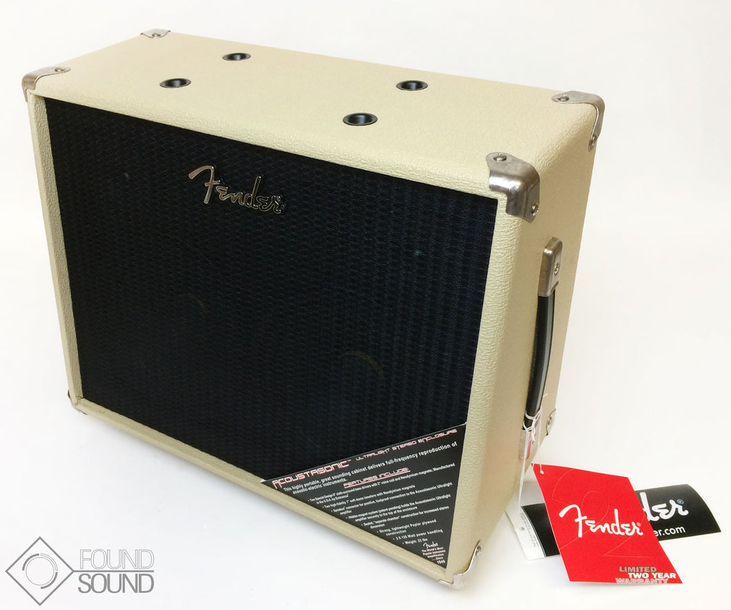 Fender Acoustasonic Ultralight Stereo Enclosure