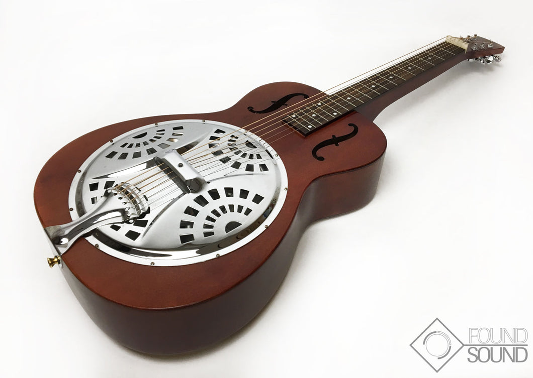 Dobro Hound Dog Square Neck