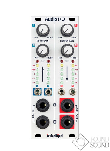Intellijel Audio I/O