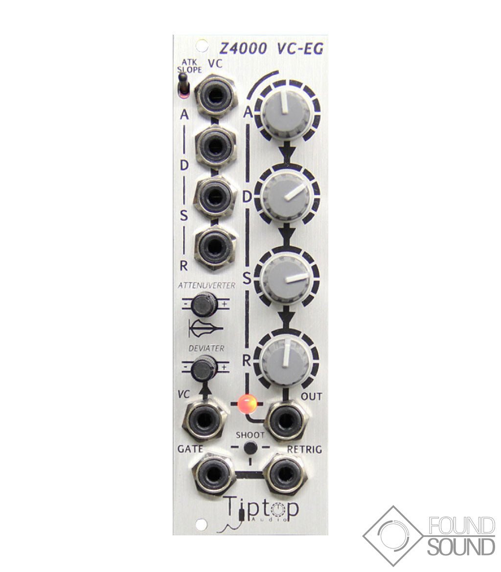 Tiptop Audio Z4000 Voltage Controlled Envelope Generator