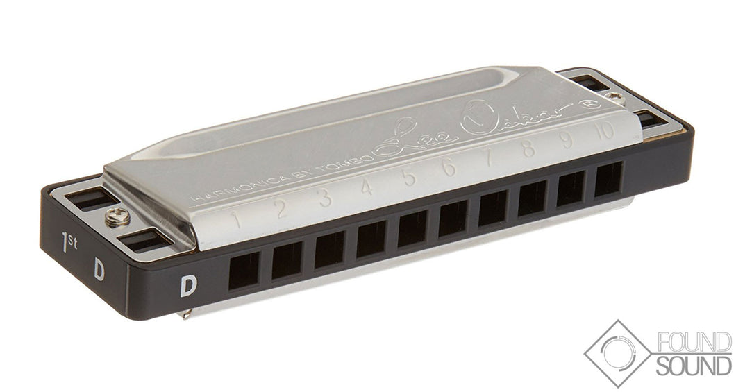 Lee Oskar Diatonic Harmonica in D