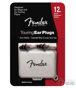 Fender Ear Plugs - Touring Series Hi Fi