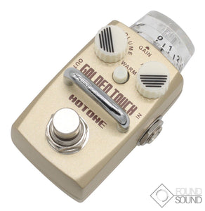 Hotone GOLDEN TOUCH Analog Overdrive