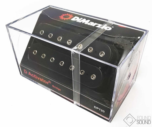 DiMarzio DP720 D Activator Bridge