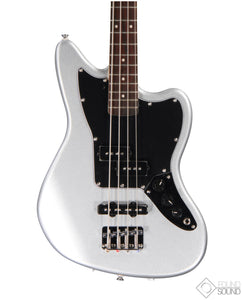 Fender Squier Vintage Modified Jaguar Bass Special SS - Silver Flake - Laurel Fingerboard