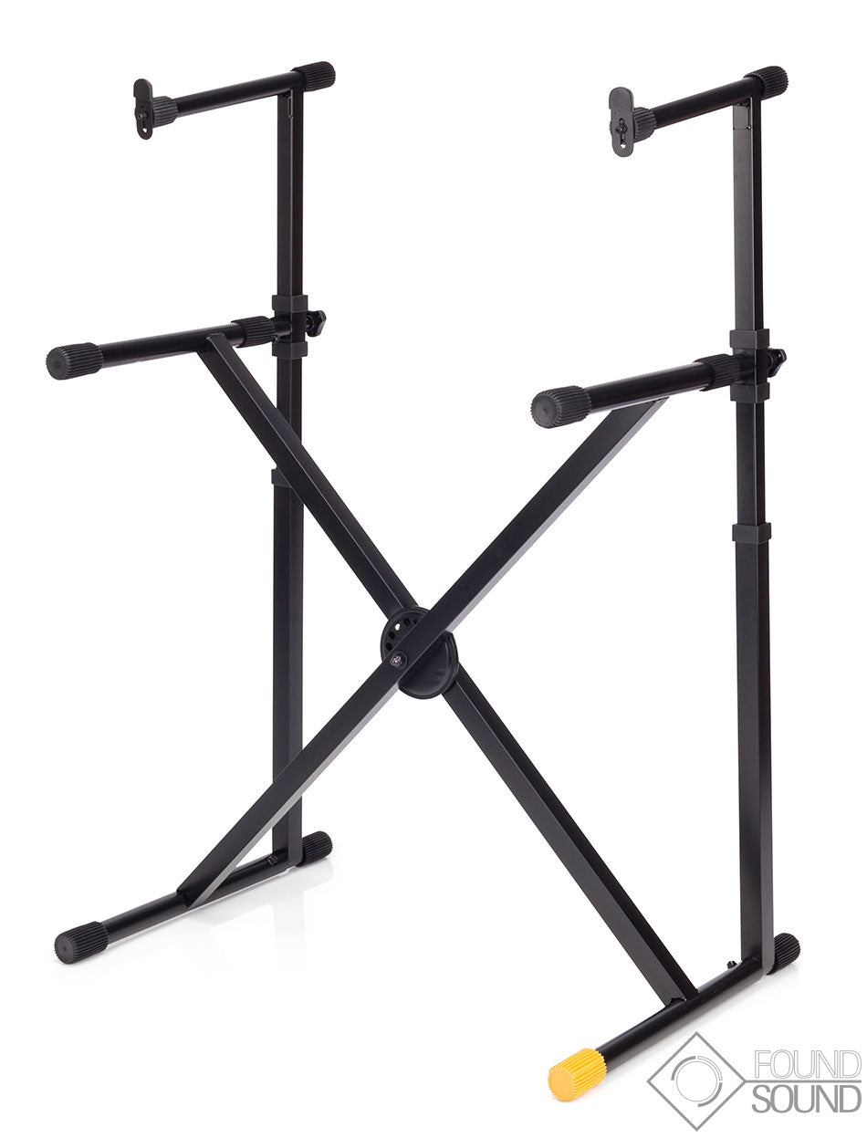 Hercules KS210B Two Tier Keyboard Stand