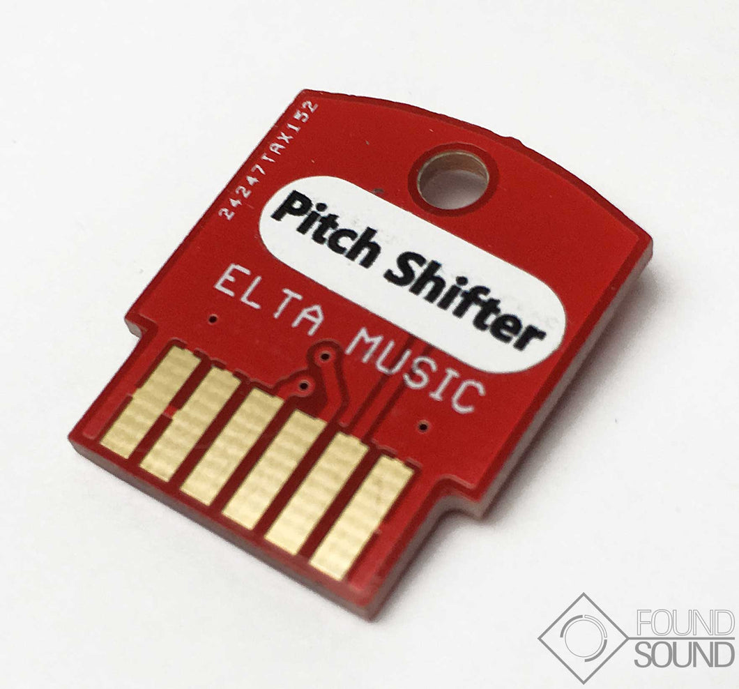 ELTA Music Pitch Shifter Cartridge