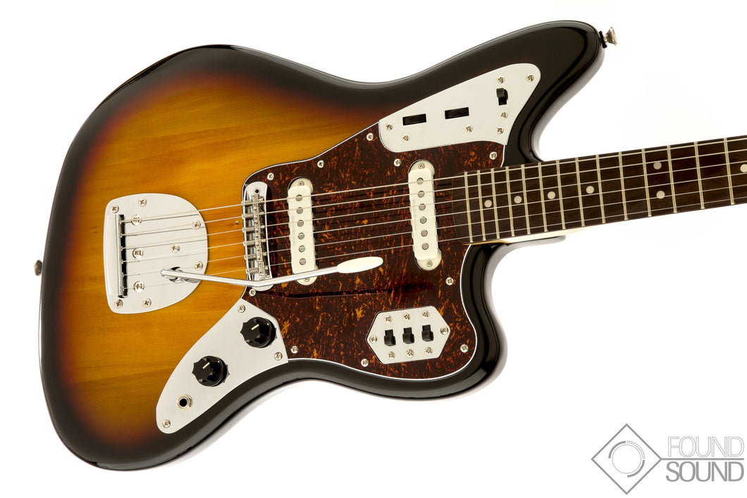Fender Squier Vintage Modified Jaguar - Sunburst