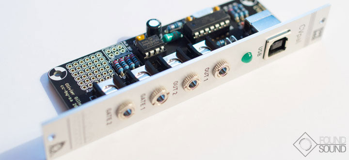 Mutable Instruments CVpal