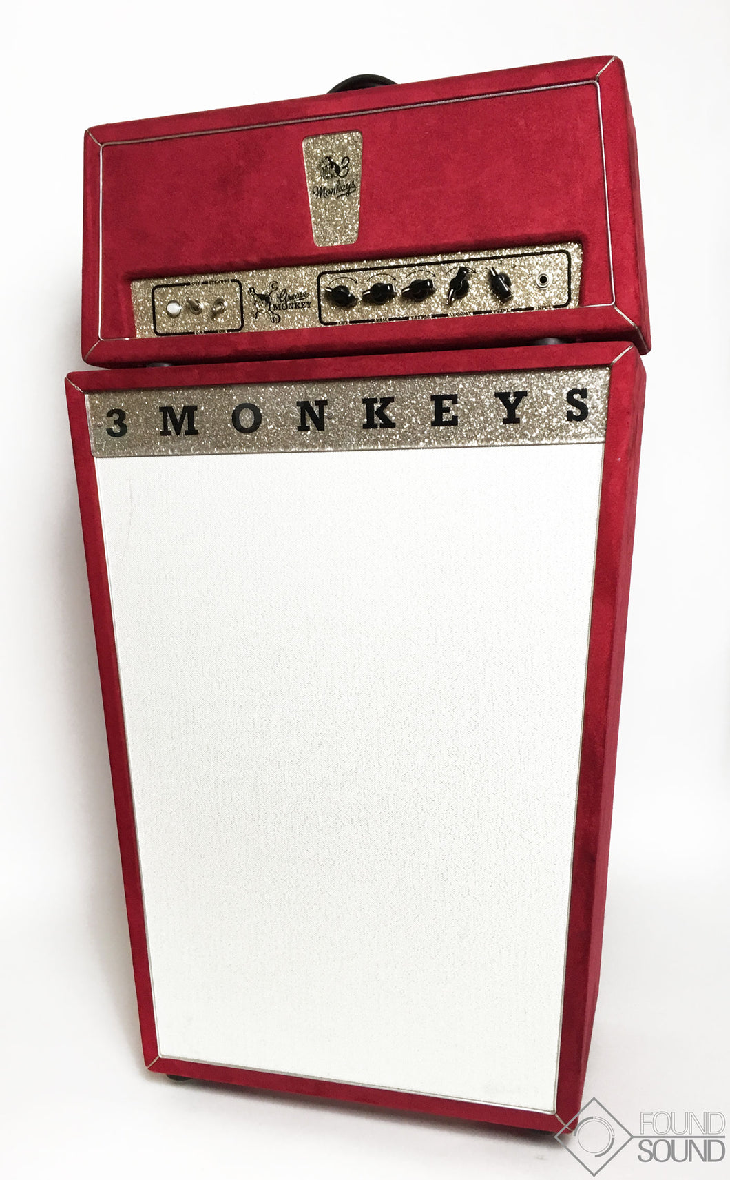 3 Monkey Amps Grease Monkey