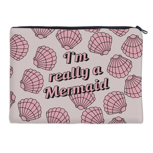 Mermaid Makeup Bag